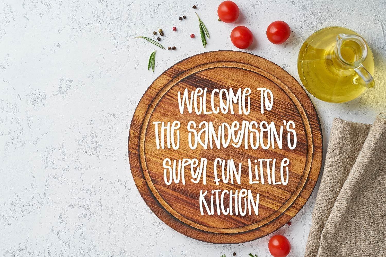 Ten Really Fun Cut Friendly Fonts - A Bundle! example image 8