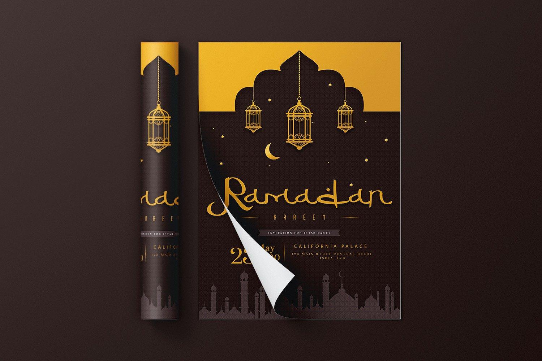 Islamic Romance - Arabic Fauxlang Font Duo example image 2