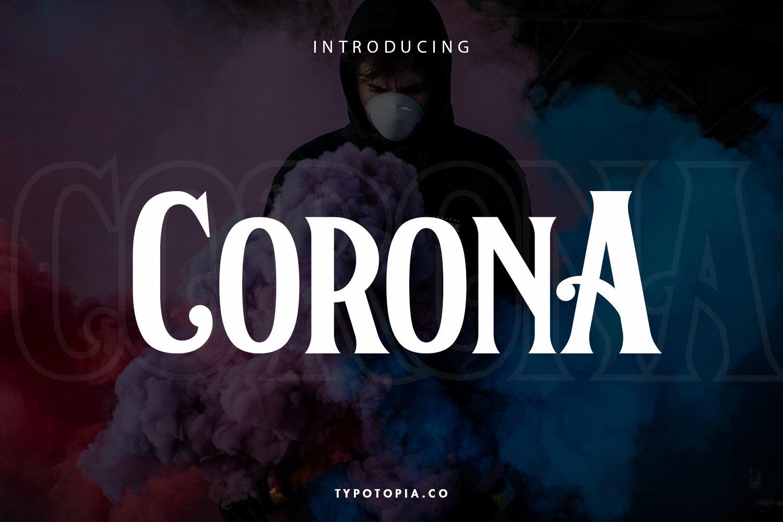Corona example image 1