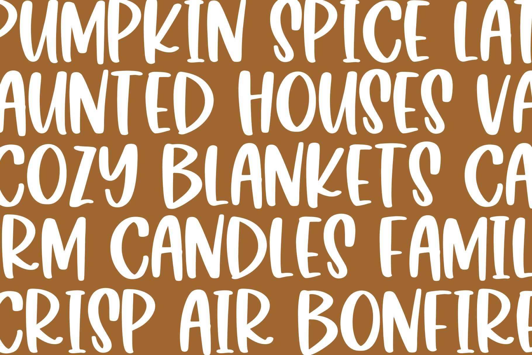 Cozy Sweater - A Quirky Handwritten Font example image 4