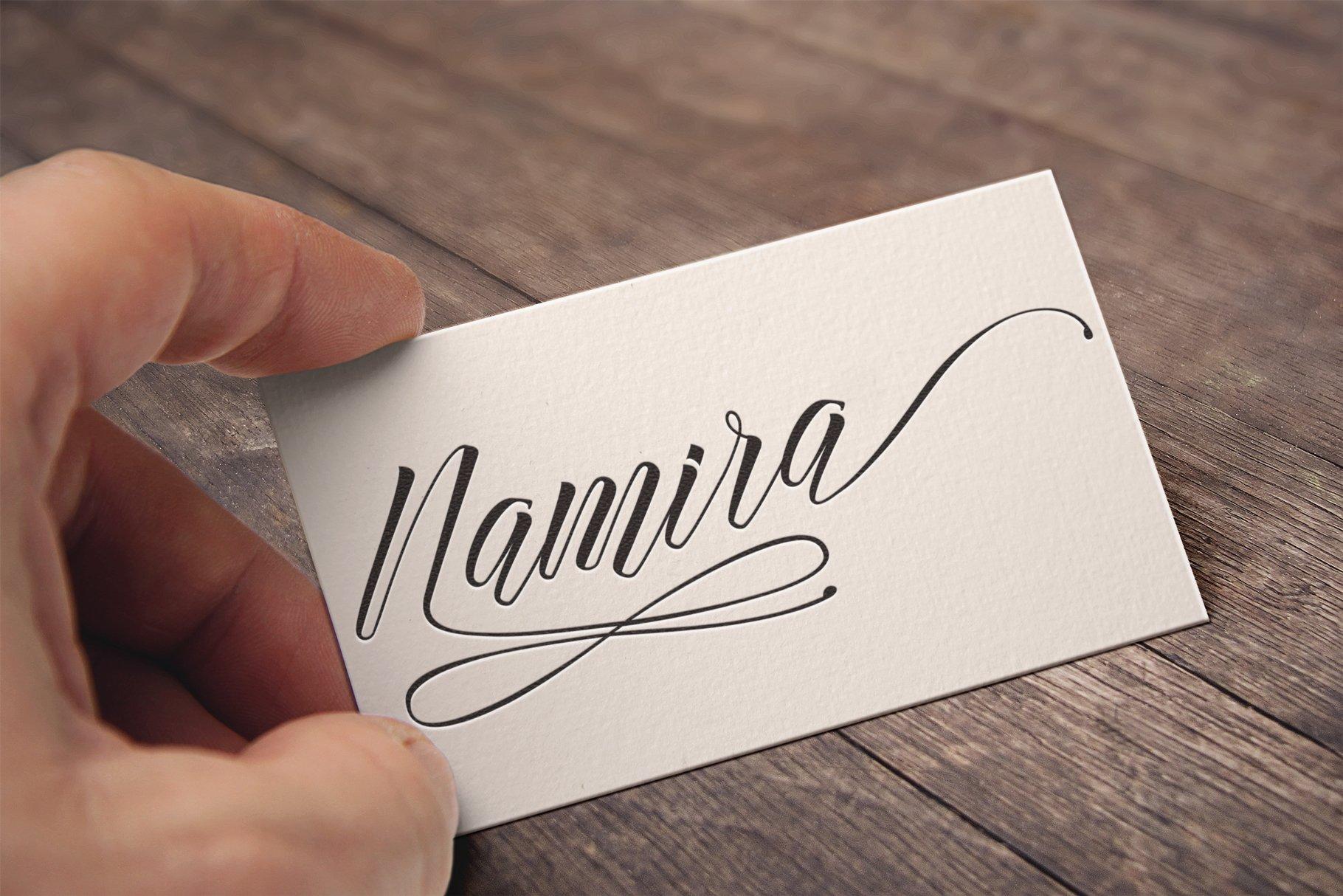 Namitha example image 2