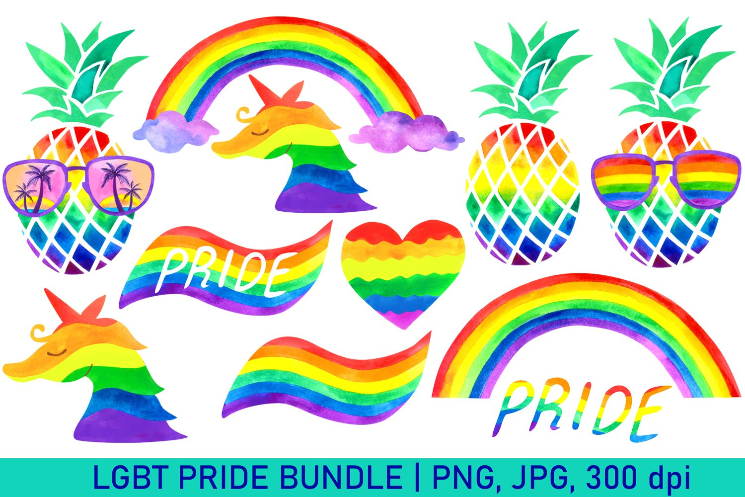 Pride Bundle Digital Download*Not a physical product*