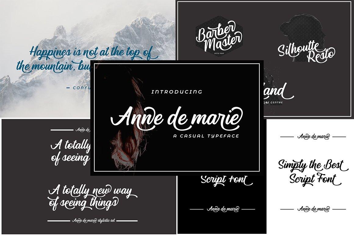 The Modern Font Bundle example image 8