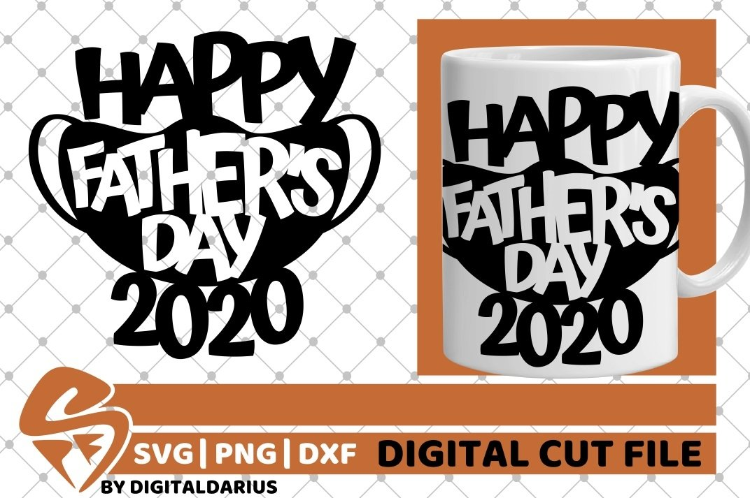 Free Never forget to wish your dad a happy father's day with ecards from blue mountain! Happy Father S Day 2020 Svg Daddy Mask Svg Dad Svg 574035 Cut Files Design Bundles SVG, PNG, EPS, DXF File