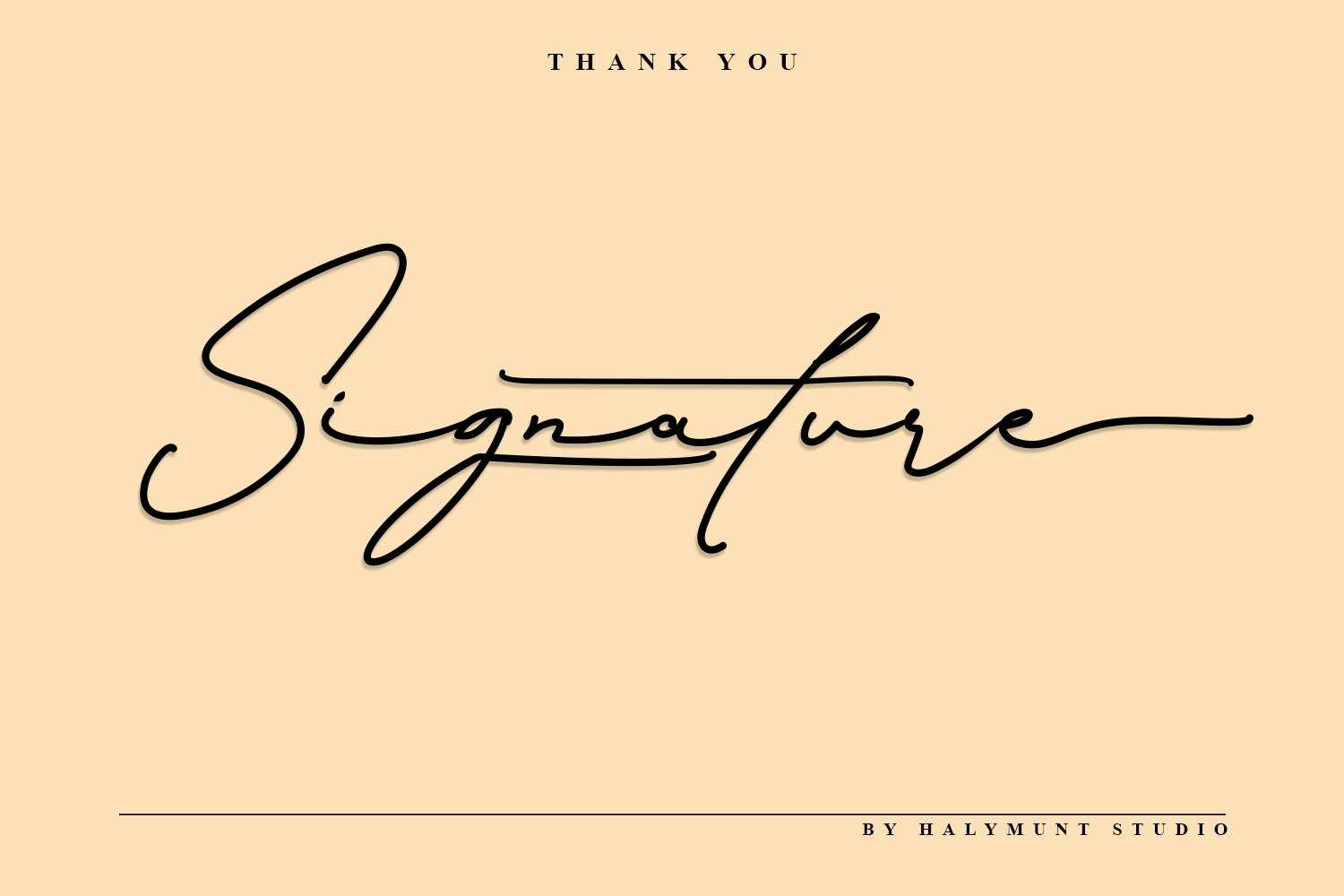 Signature Collection example image 12