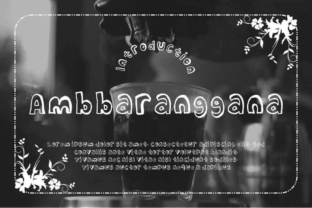 Ambbaranggana example image 1