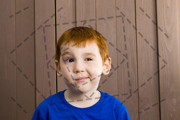 skeptical boy face example image 1