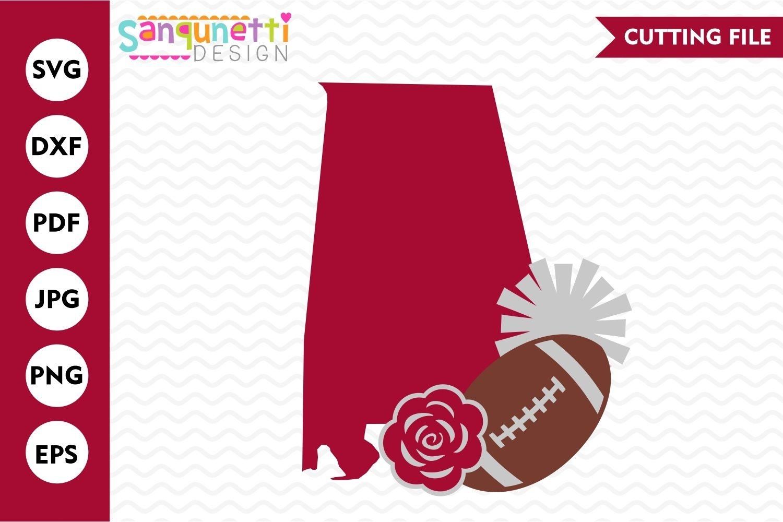 Download Alabama Football Svg Sport Team Cutting Files 349209 Cut Files Design Bundles
