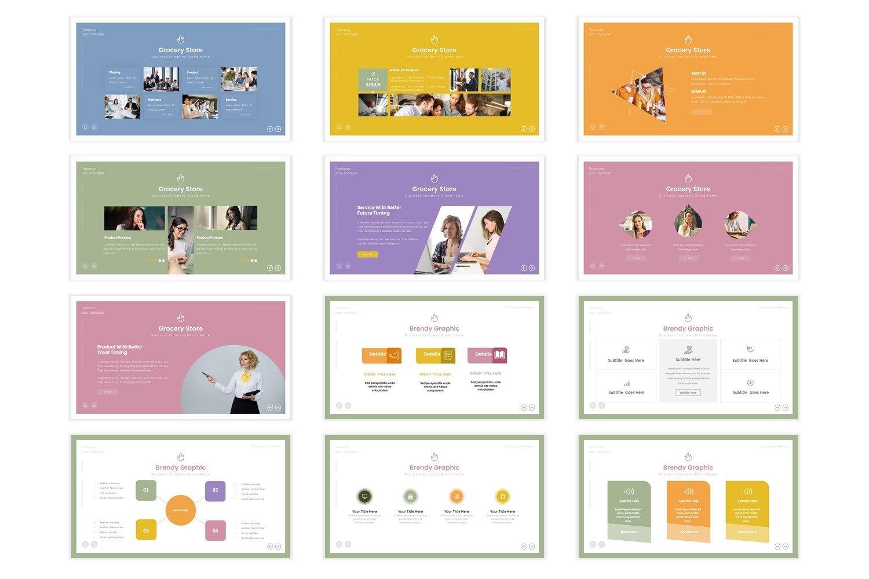 Brendymore - Keynote Template example image 2