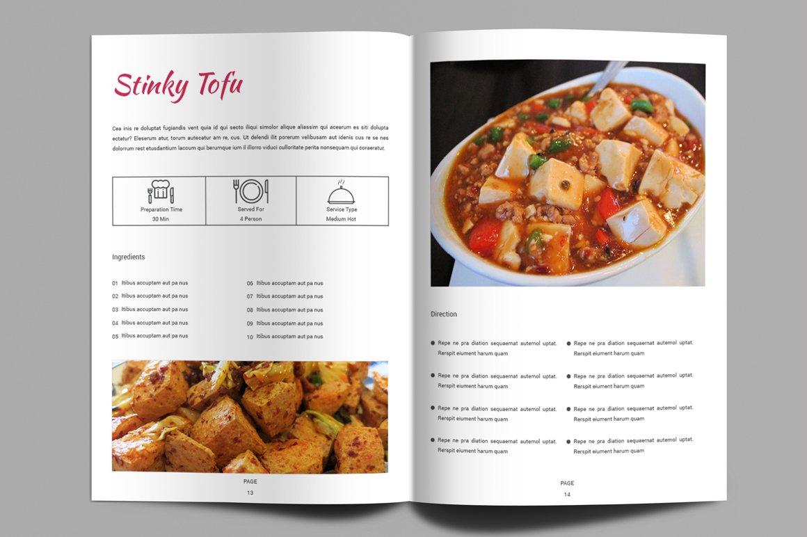 Recipe Book | Cook Book example image 3
