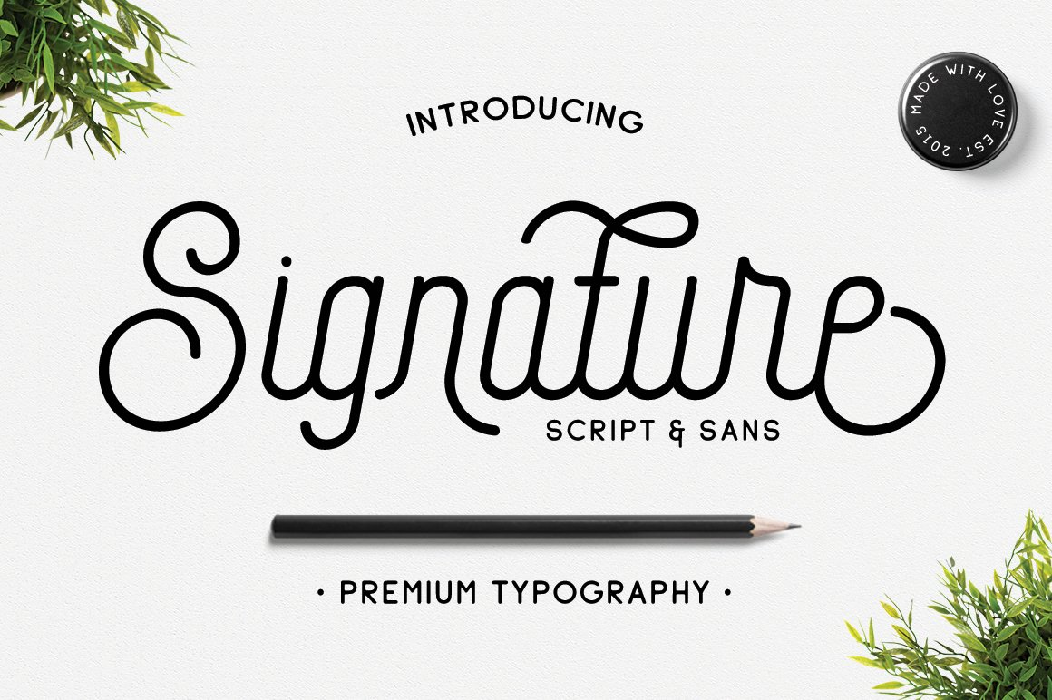 47 IN 1 FONT BUNDLE example image 10