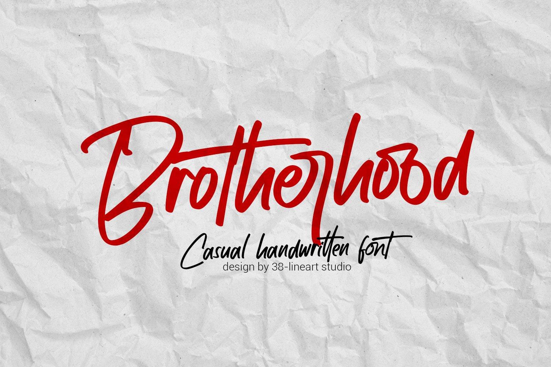 Brotherhood example image 1