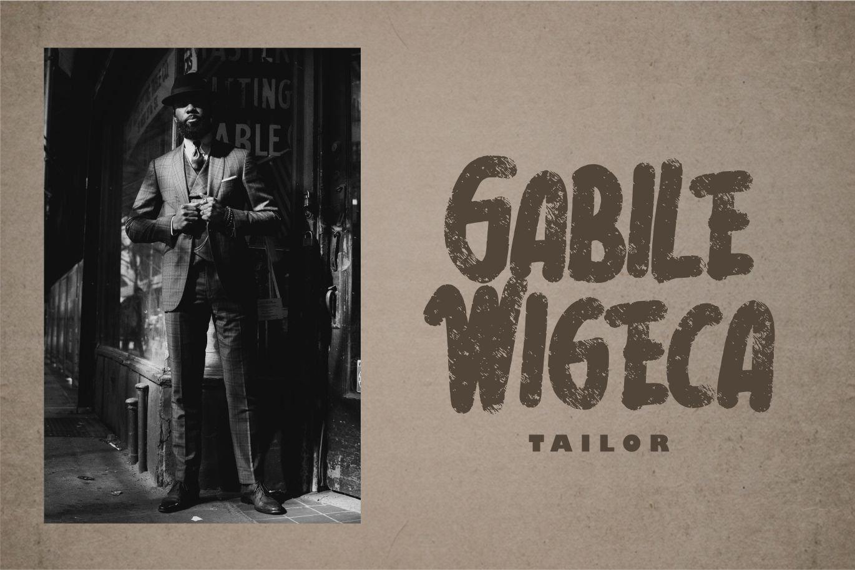 Rebelia | Vintage Typeface example image 6