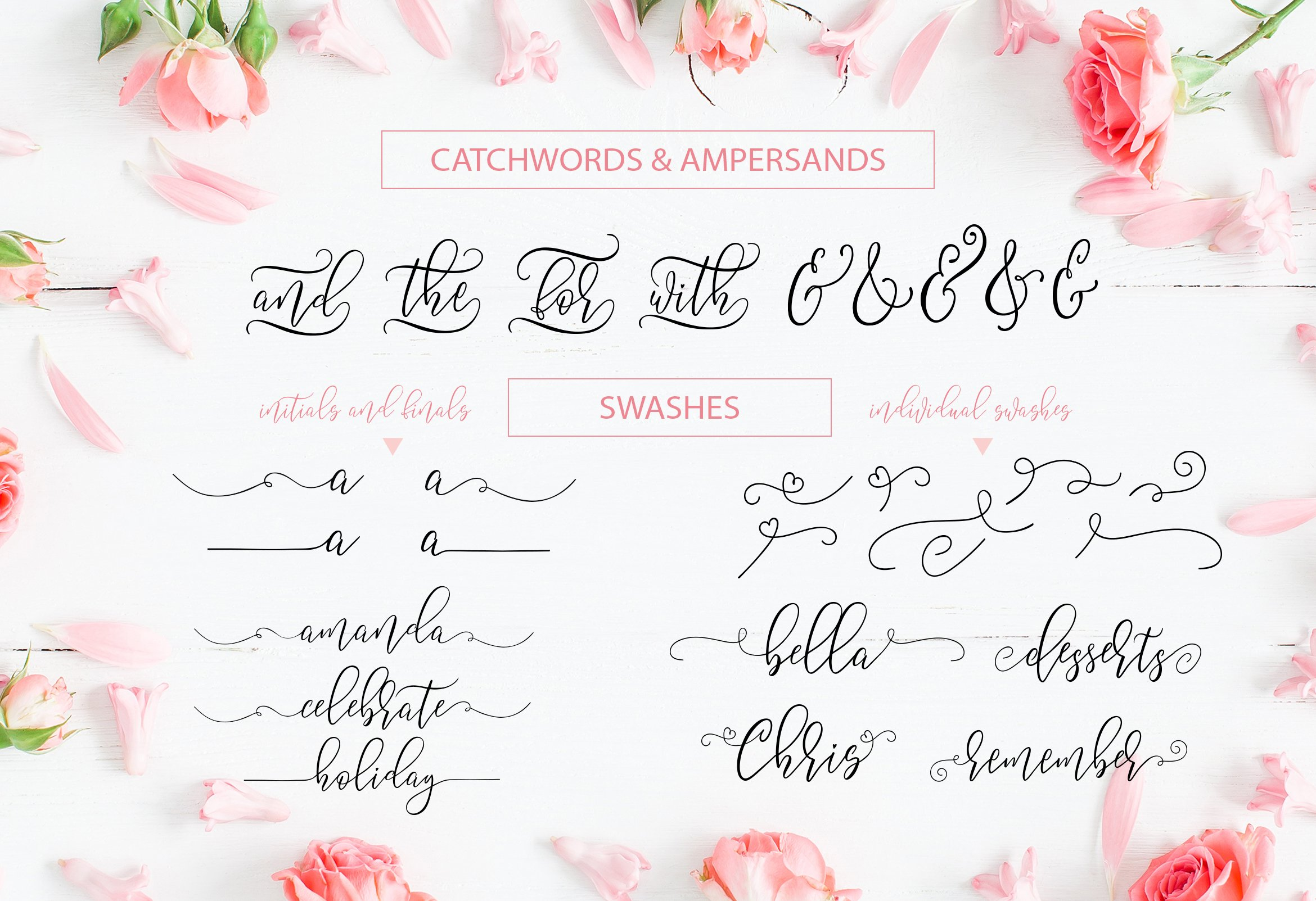 Summery Handwritten Calligraphy Font example image 6