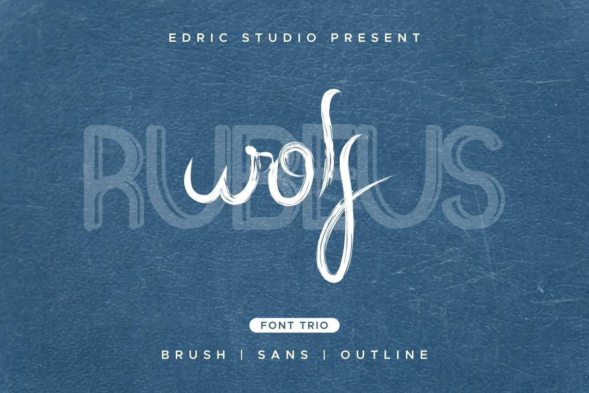 Wolf Rubeus example image 2