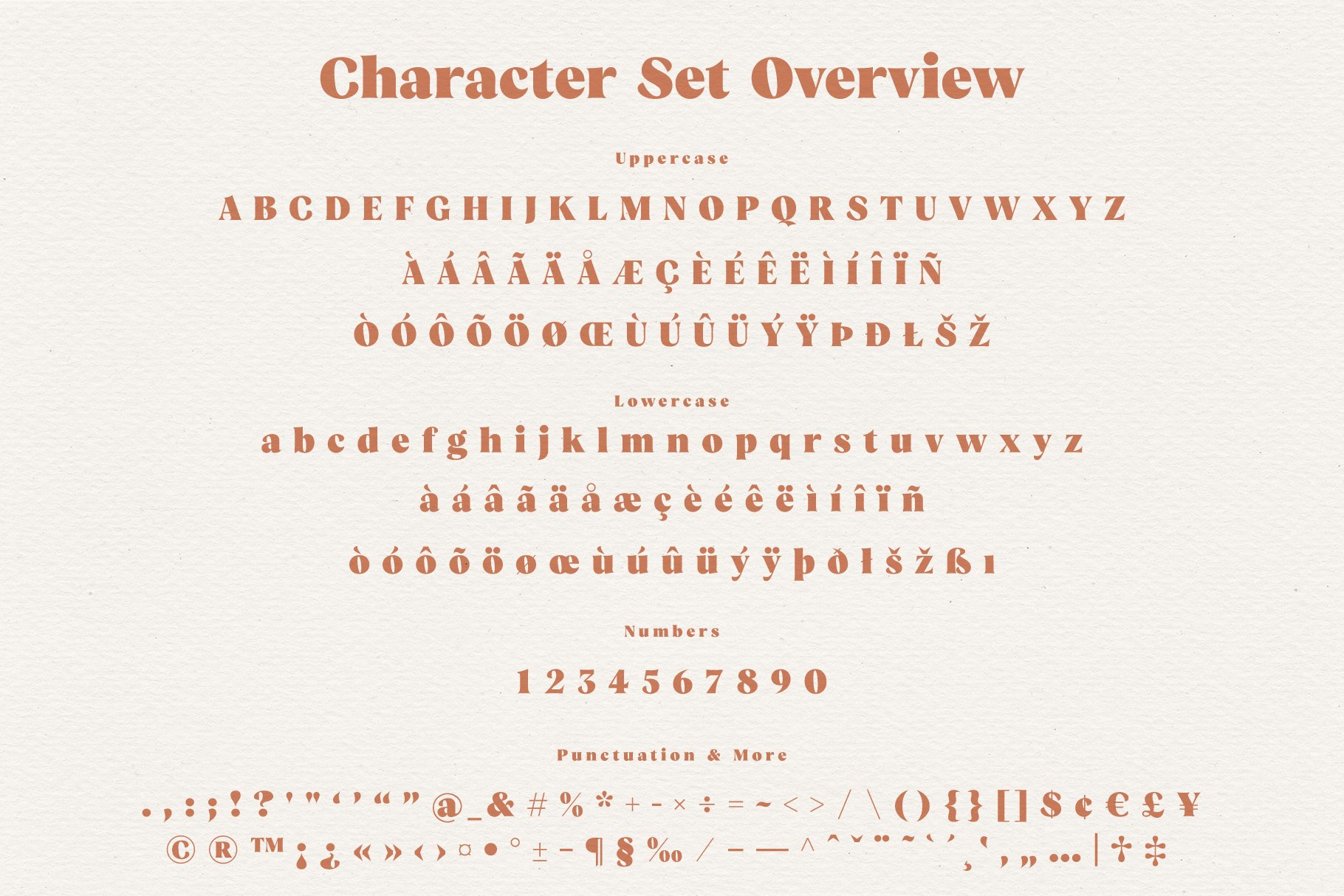 Taurus // A Stylish & Modern Serif example image 2