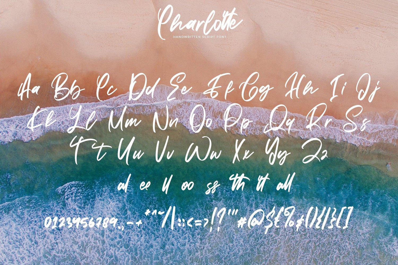 Charlotte - Script Fonts example image 7