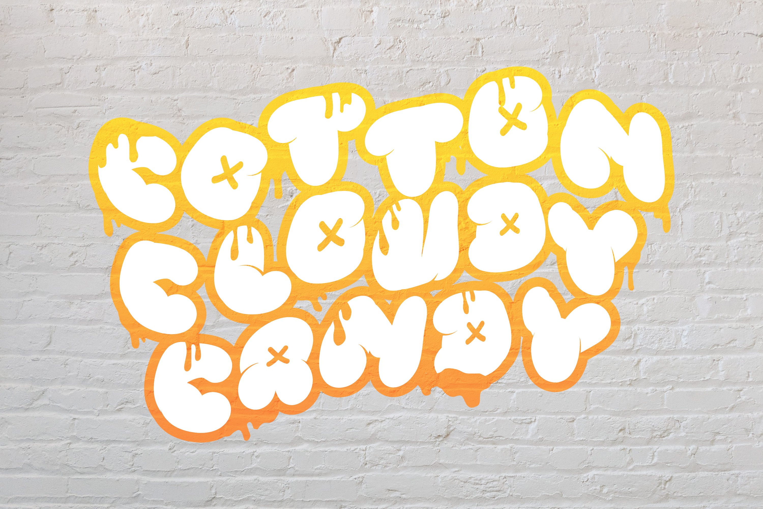 Dirty City Font example image 4