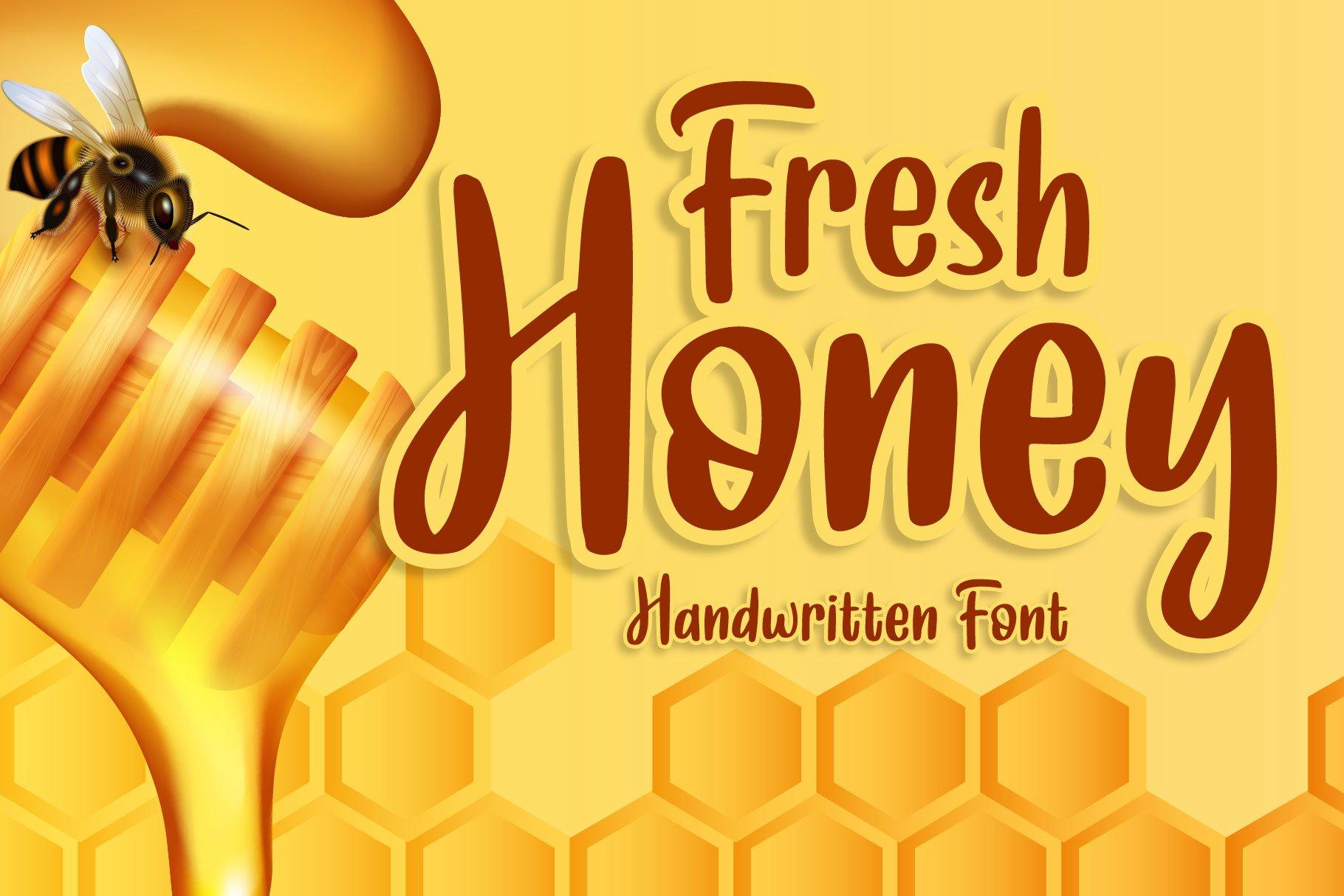 Fresh Honey example image 1