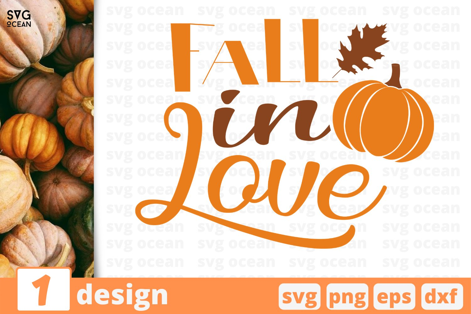 Get Fall In Love – Svg File Crafter Files