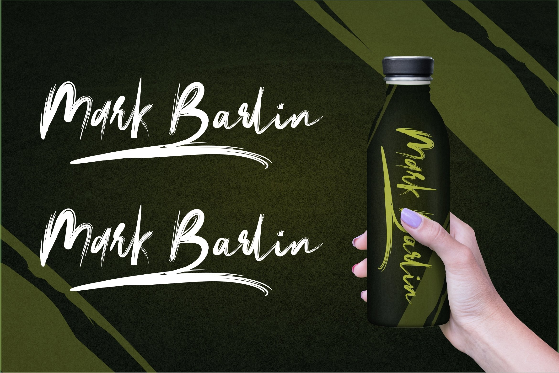 Artoll - New Brush Font example image 3