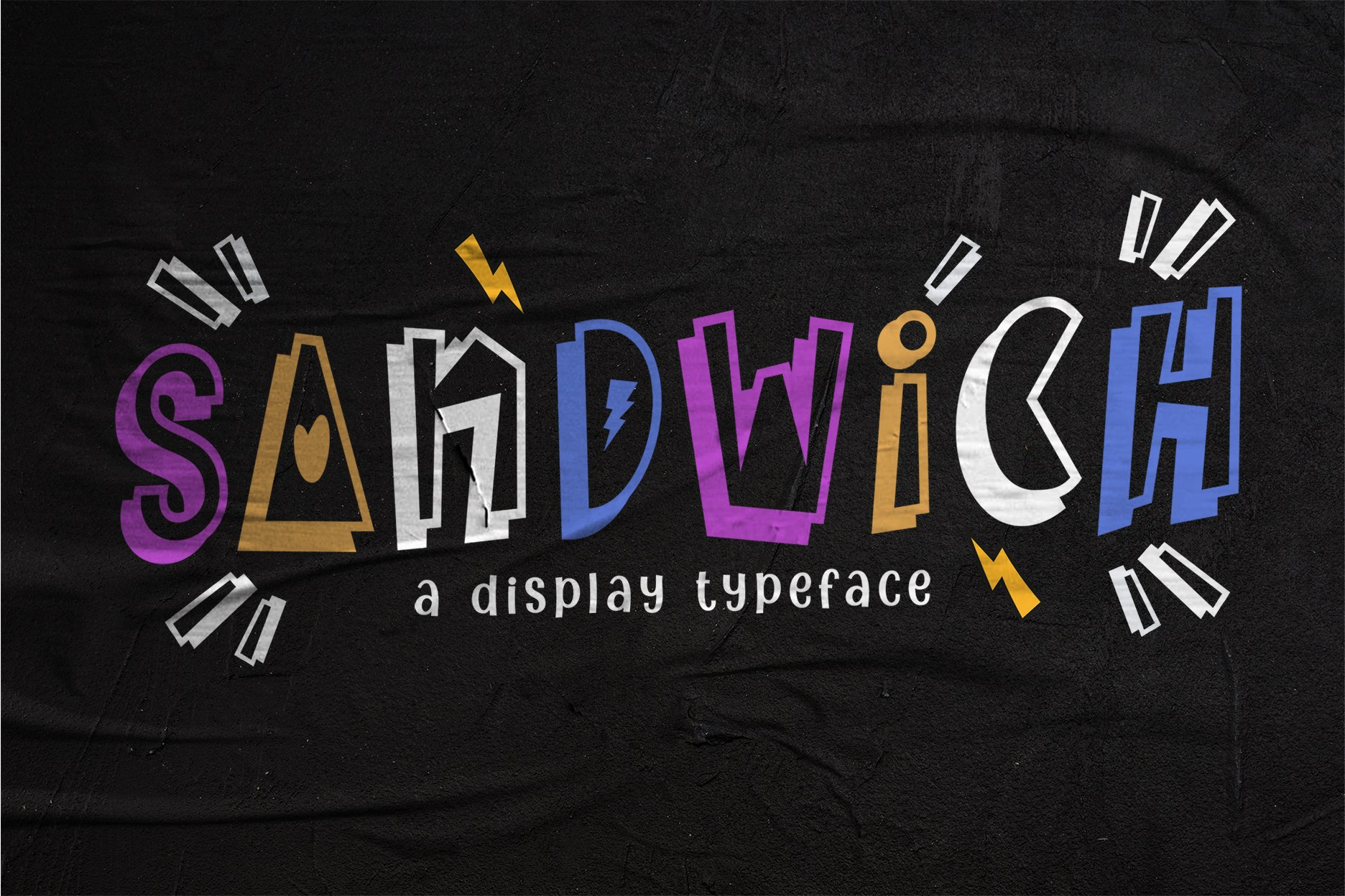 Sandwich example image 1