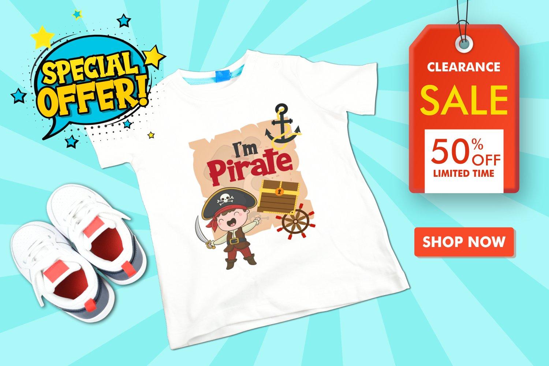 Pirate Kids example image 4