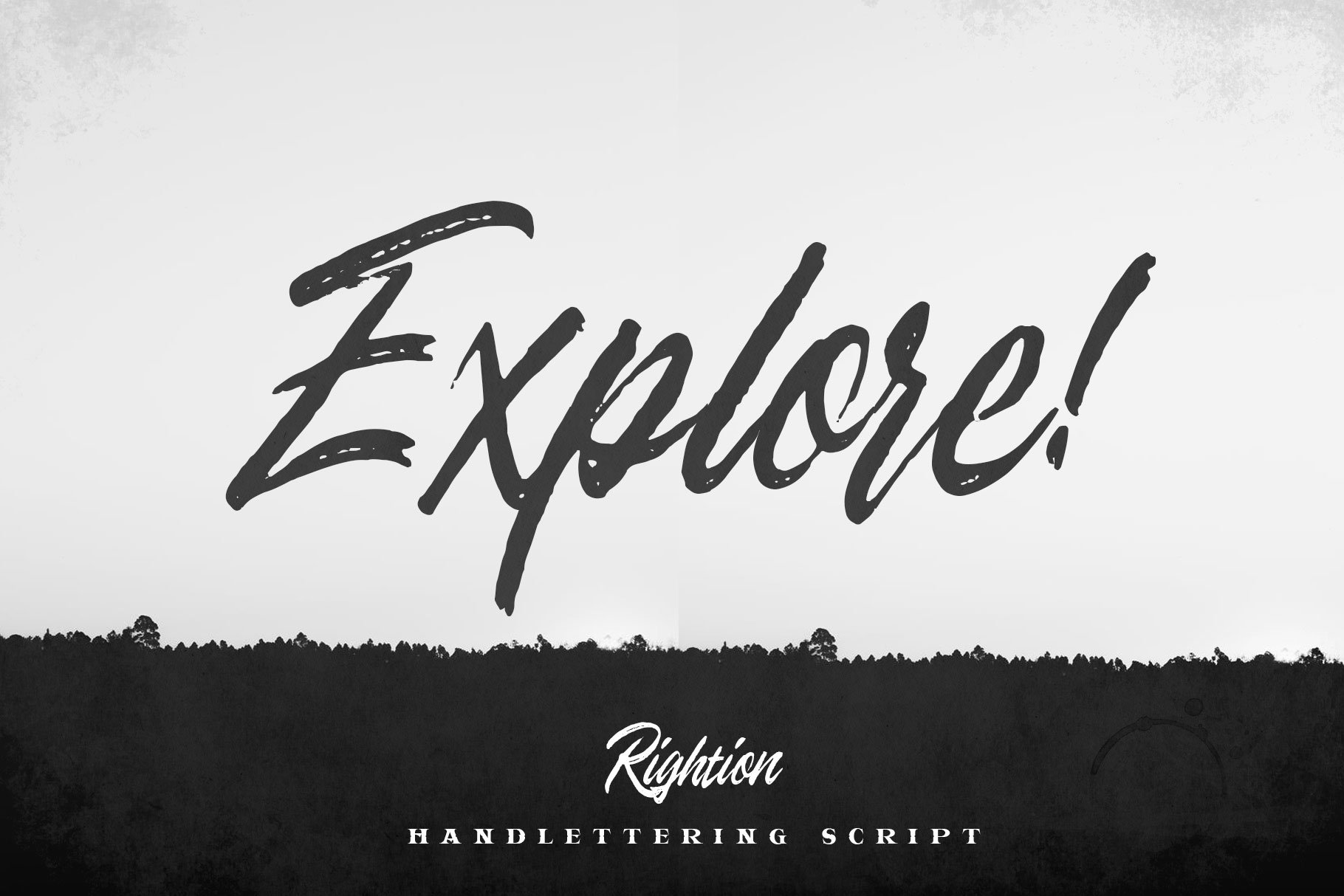 Rightion Handlettering example image 3