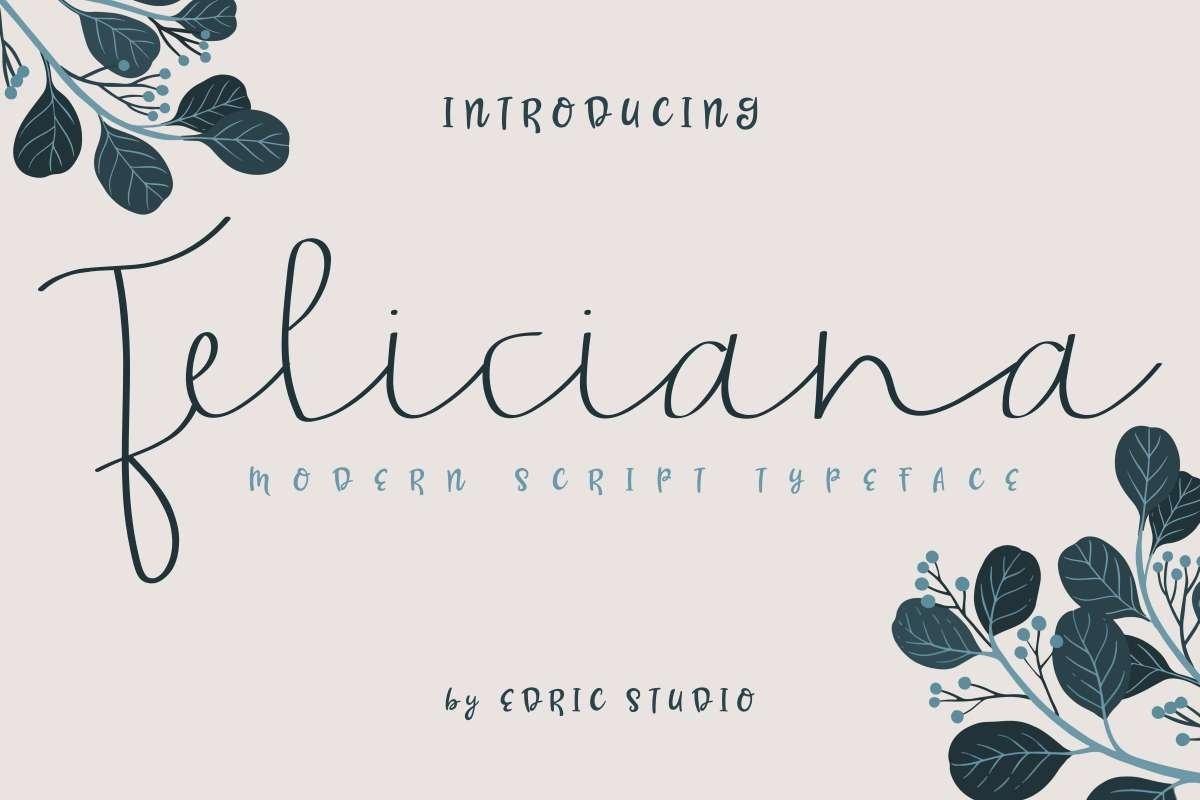 Feliciana example image 1