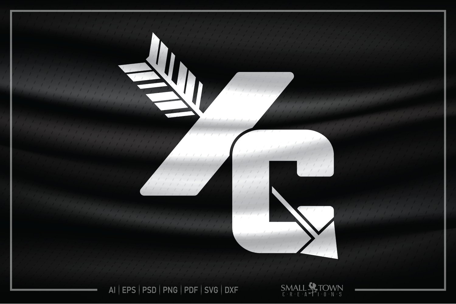 Cross Country, XC, Cross Country svg, PRINT, CUT, DESIGN example image 1