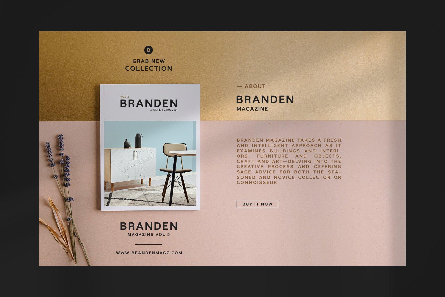 Branden - Casual Sans Serif Font example image 9