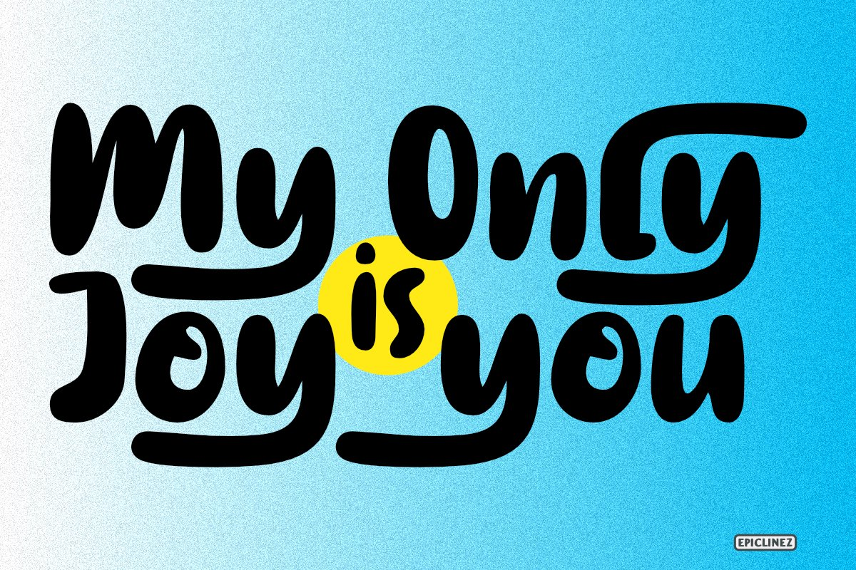 Other Side - A Playful Bold Font example image 3