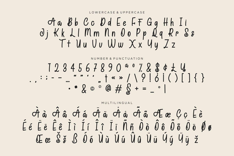 Ravely - Lovely Handwritten Font example image 2