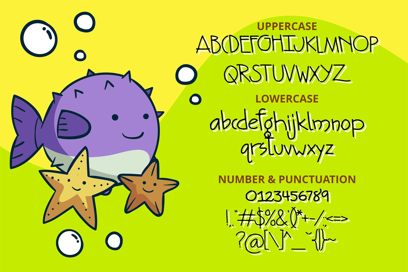 Bubble Fish example image 4