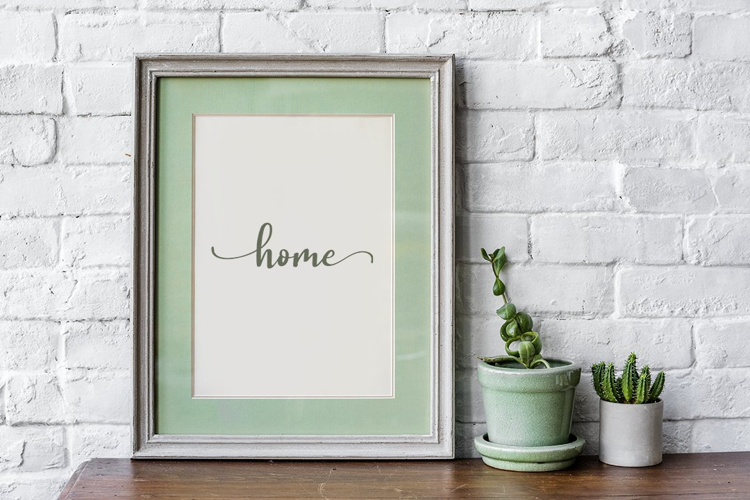 lovely tongue - Modern Calligraphy example image 6