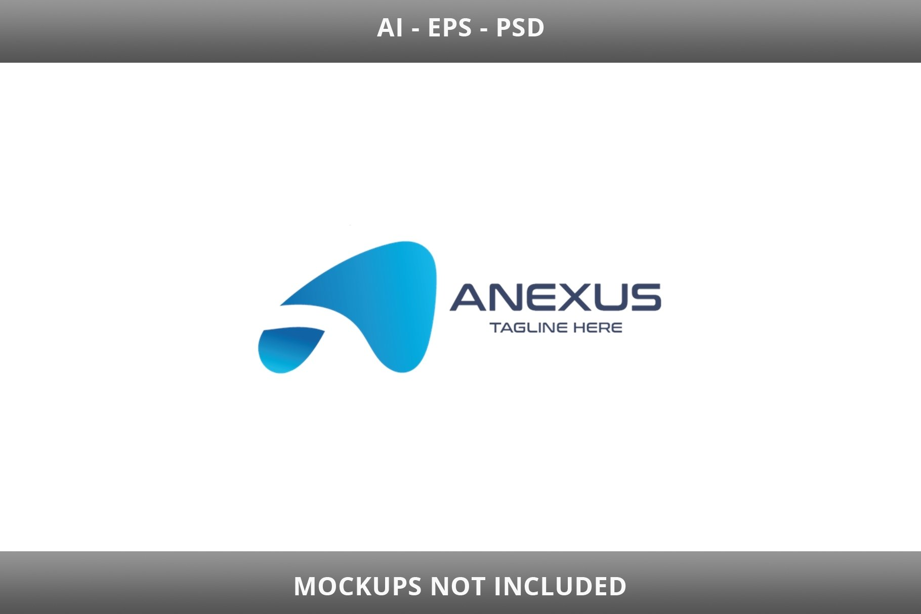 Anexus Letter A Logo example image 2
