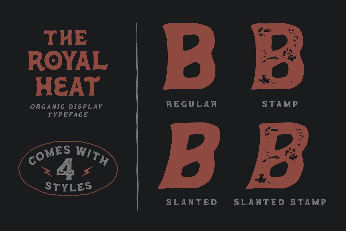 The Royalheat & Extras example image 4