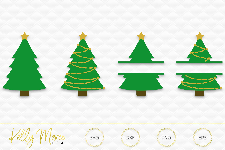 Christmas Tree Svg Files 293406 Svgs Design Bundles