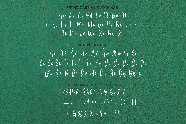 Beagud Font example image 5