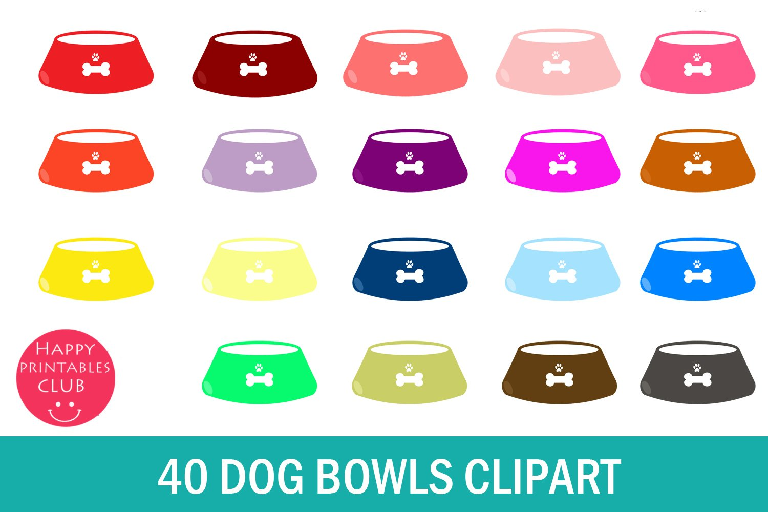 View Bowl Clipart