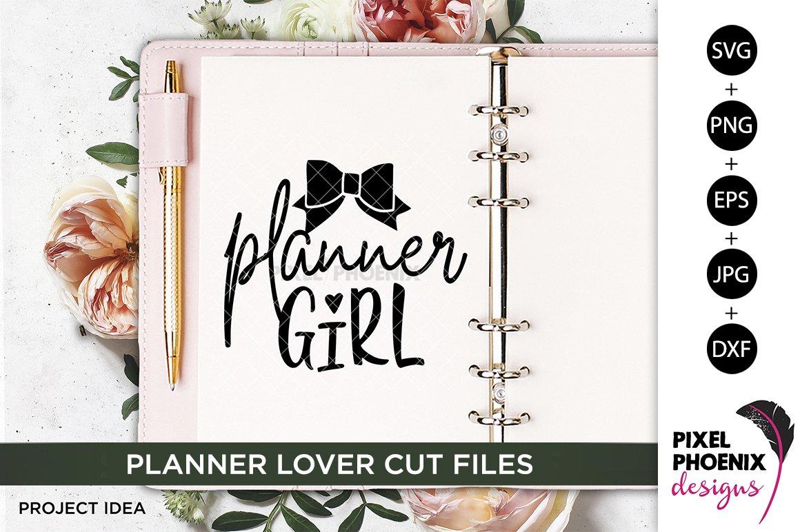 Planner Boss Planning svg Planner cut file Crafters svg I plan to plan SVG Planner SVG Planner Lover Planner Girl