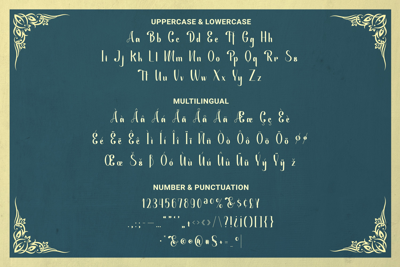 Sumeru Font example image 3
