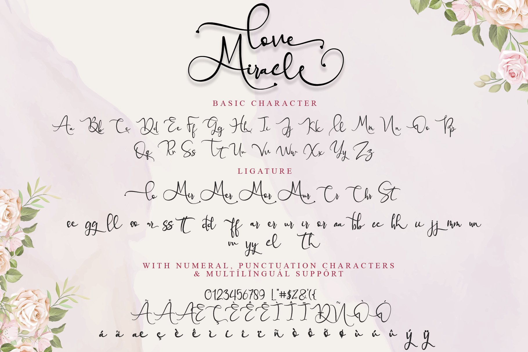 Love Miracle example image 12