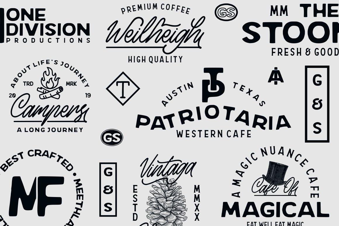 Meethlake Typeface example image 11