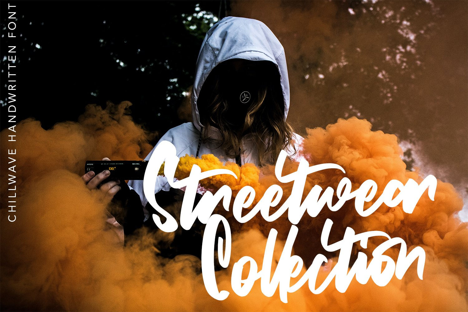 Chillwave - Cool Script Fonts example image 5