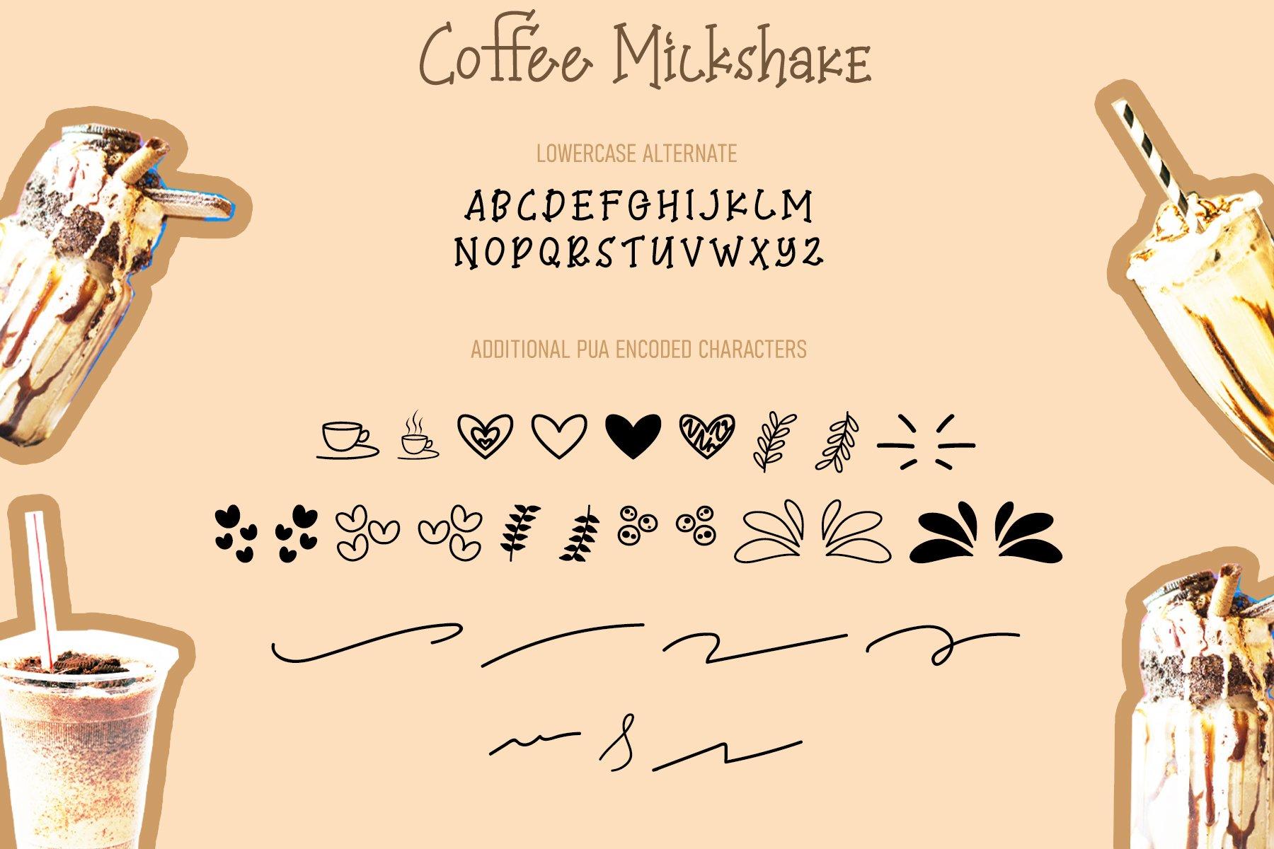 Coffee Milkshake example image 7