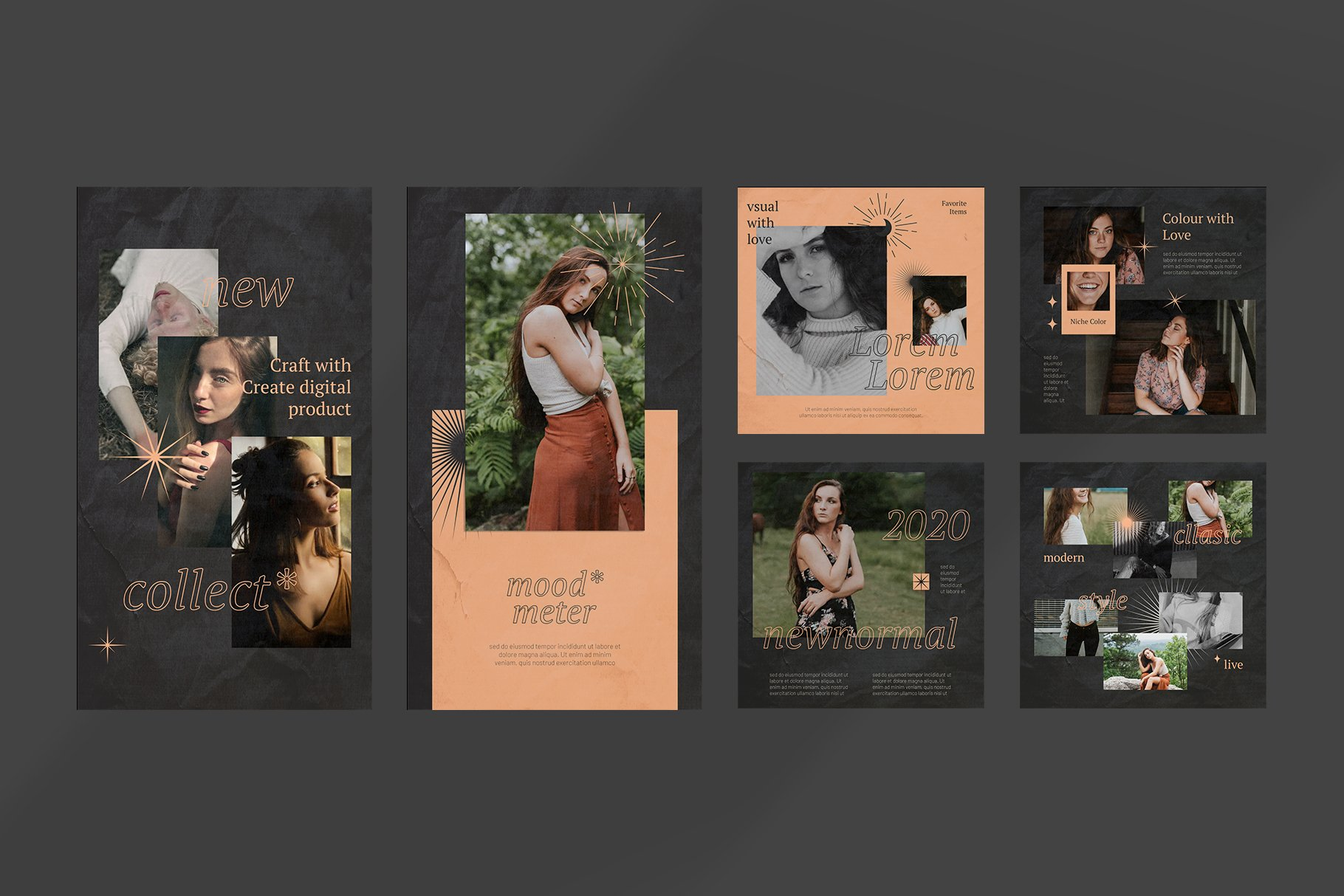impessions Instagram Templates example image 6