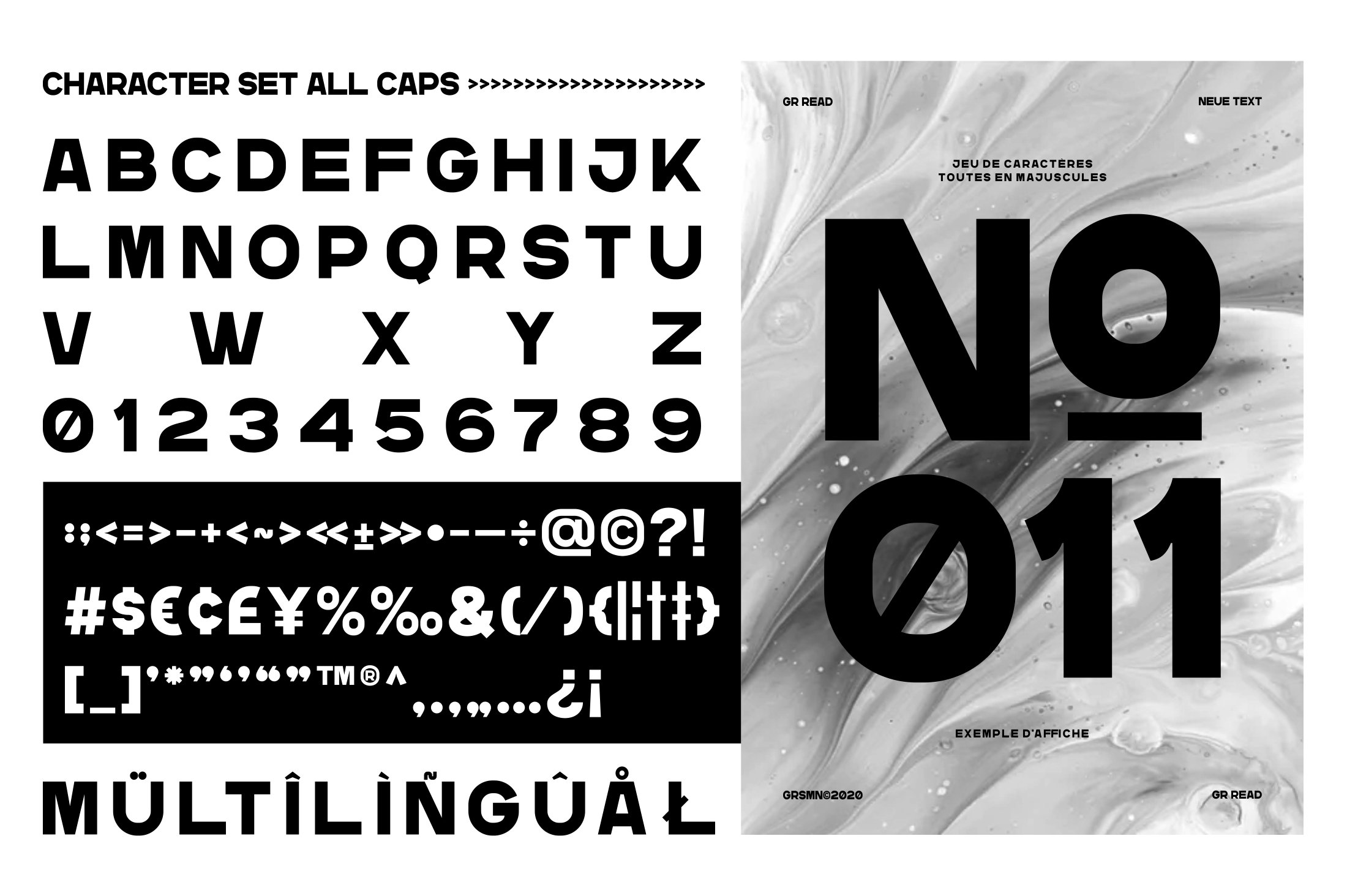 GR Norch - Sports Display Font example image 9
