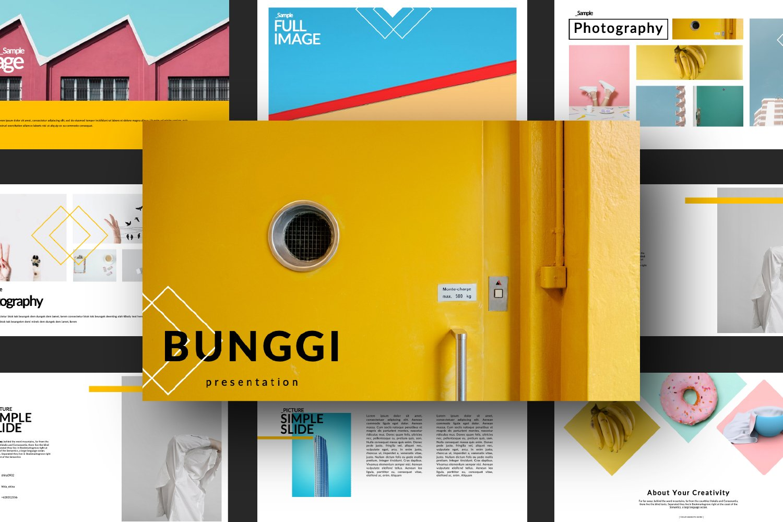 Bunggi Minimal Keynote example image 8