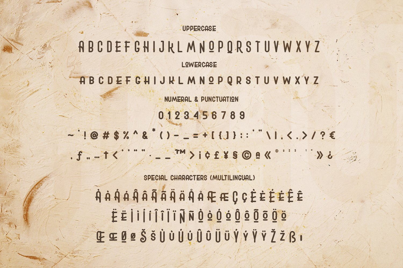 Claudio - Display Font example image 5